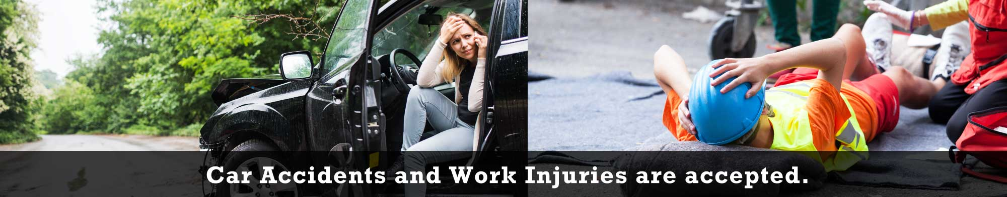 car accidents and work related injuries